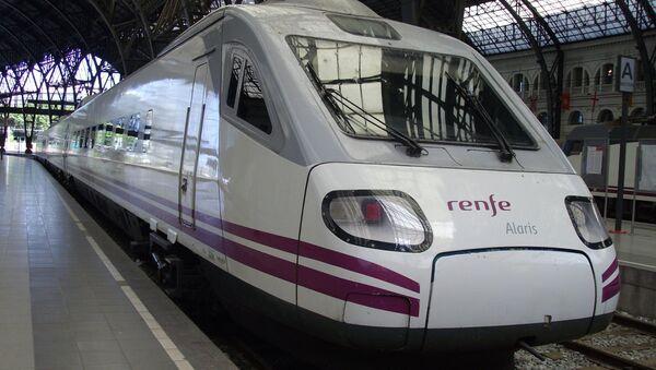 Tren de Renfe - Sputnik Mundo