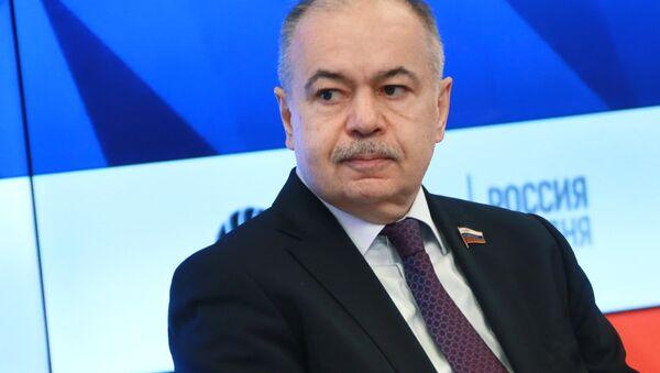 Iliás Umajánov, vicepresidente del Consejo de la Federación de Rusia - Sputnik Mundo