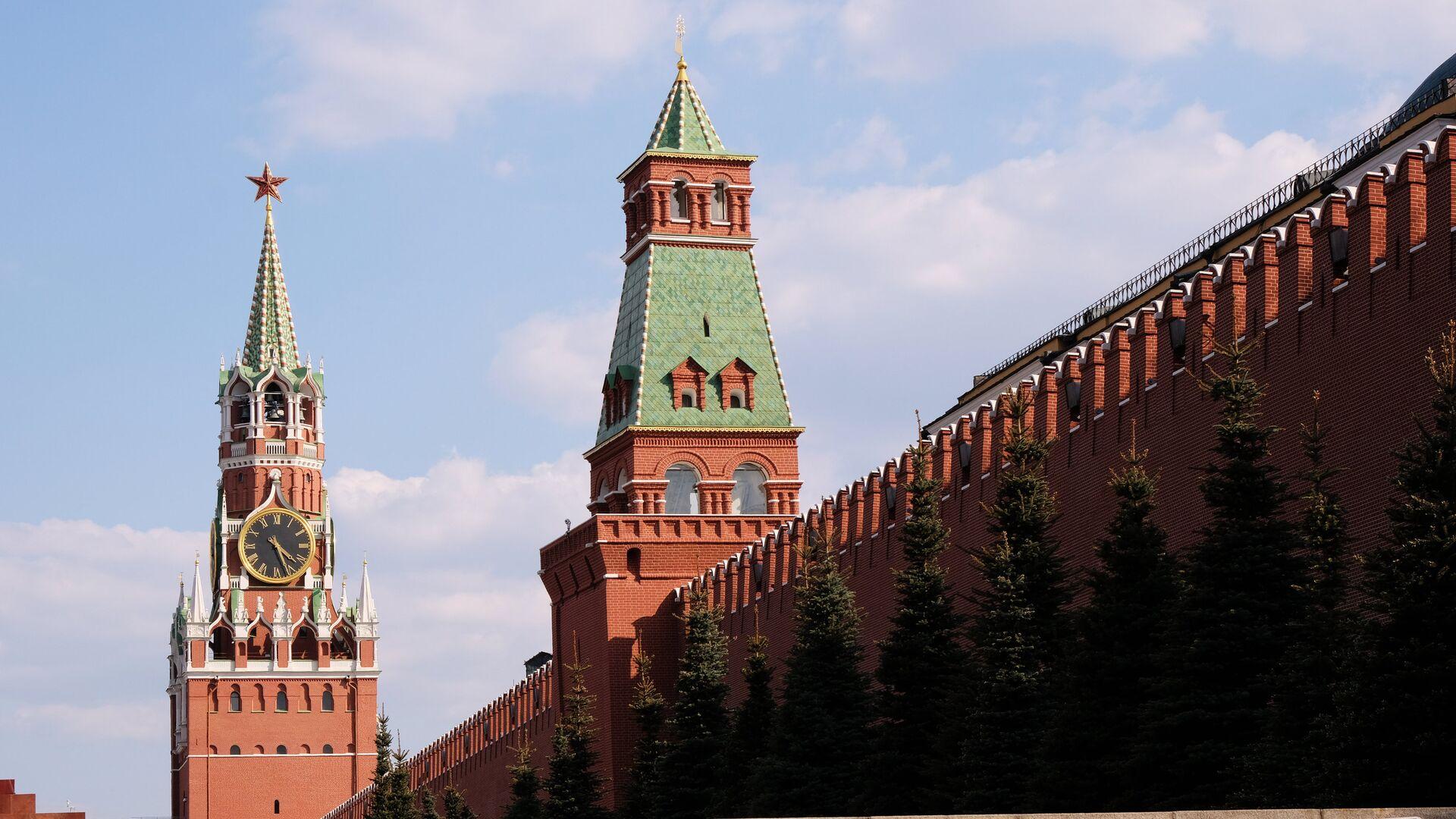 El Kremlin de Moscú - Sputnik Mundo, 1920, 29.04.2021