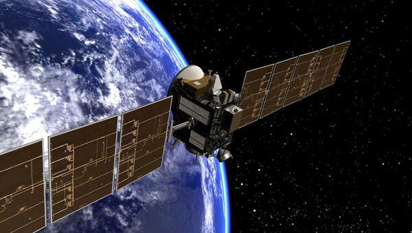 Ilustración artística de la sonda espacial Dawn - Sputnik Mundo