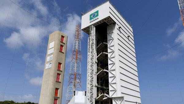 Centro de lanzamiento de Alcántara (Brasil) - Sputnik Mundo
