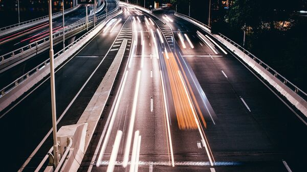 Una autopista (imagen referencial) - Sputnik Mundo