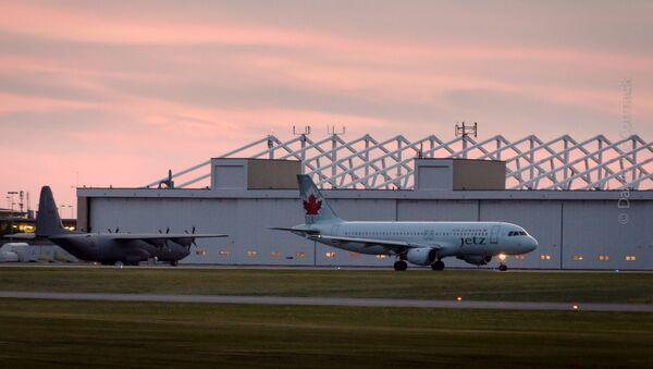 Ottawa International Airport (File photo). - Sputnik Mundo