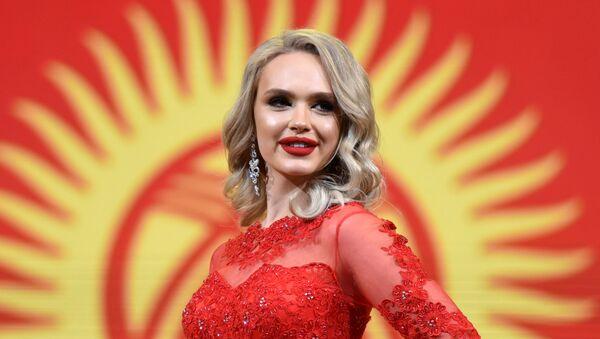 Los momentos más deslumbrantes del concurso de belleza 'Top model CEI 2018' - Sputnik Mundo