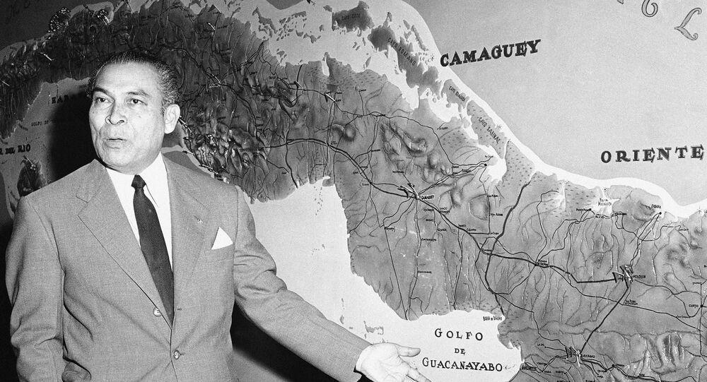 Fulgencio Batista dice en 1958 que sus tropas tienen al líder rebelde Fidel Castro y una amplia banda de rebeldes aislados en las montañas