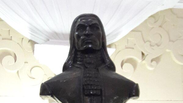 Efigie de Túpac Amaru II en el Panteón de los Próceres en Lima - Sputnik Mundo