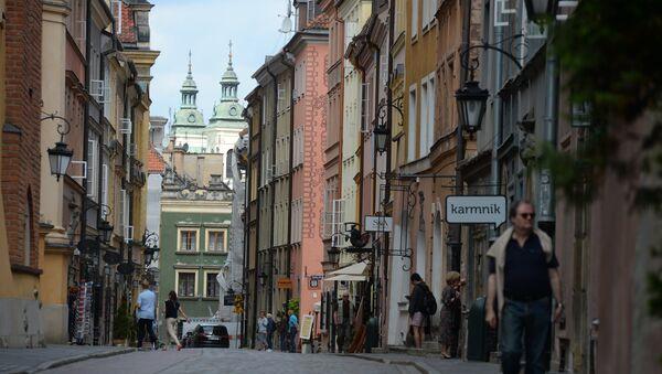 Varsovia, la capital de Polonia - Sputnik Mundo
