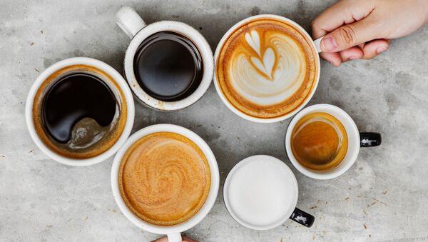 Café, imagen referencial - Sputnik Mundo