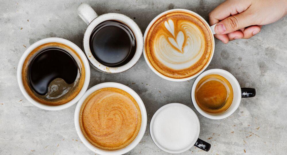 Café, imagen referencial