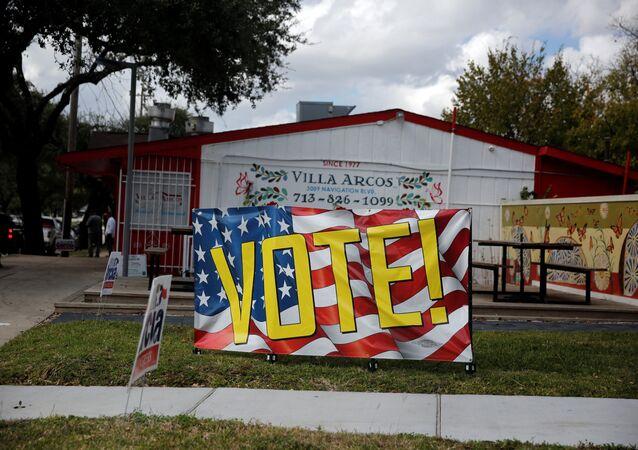Elecciones de mitad de mandato en EEUU