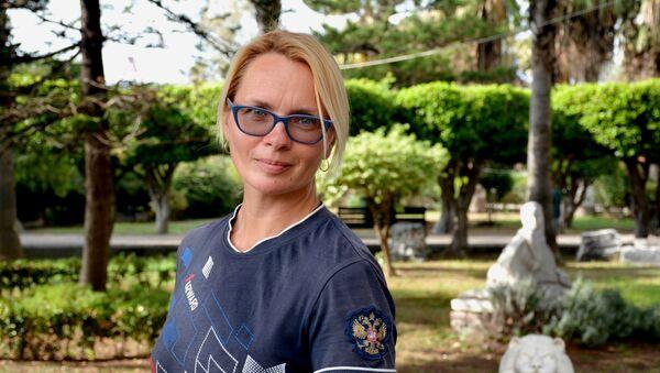 Irina Sidorenko, viajera rusa - Sputnik Mundo