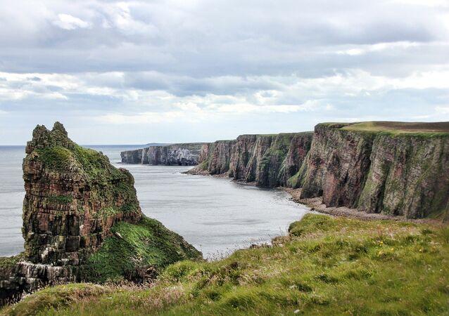 Costa de Escocia, referencial