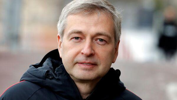 Dmitri Ribolóvlev, empresario ruso y propietario del club de fútbol AS Mónaco - Sputnik Mundo
