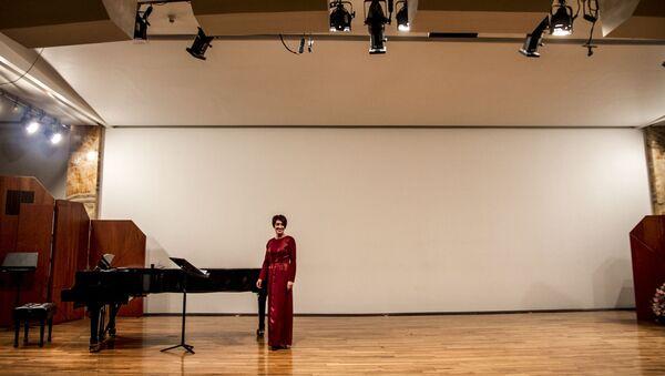 Tatyana Ivanova, vicerectora del Instituto Estatal de Cultura de Perm - Sputnik Mundo
