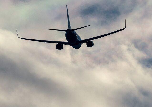Un avión de pasajeros Airbus (imagen referencial)