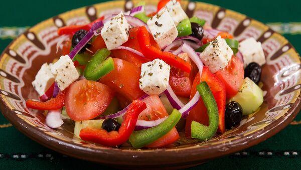 Dieta mediterránea - Sputnik Mundo