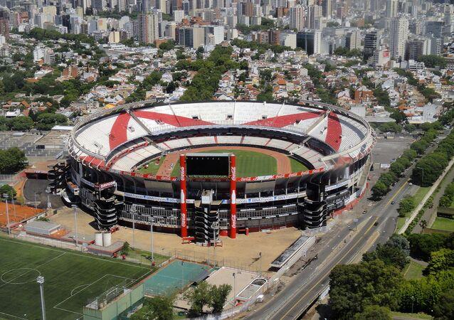 El Estadio Monumental de River Plate