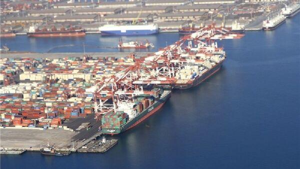 El puerto de Chabahar - Sputnik Mundo