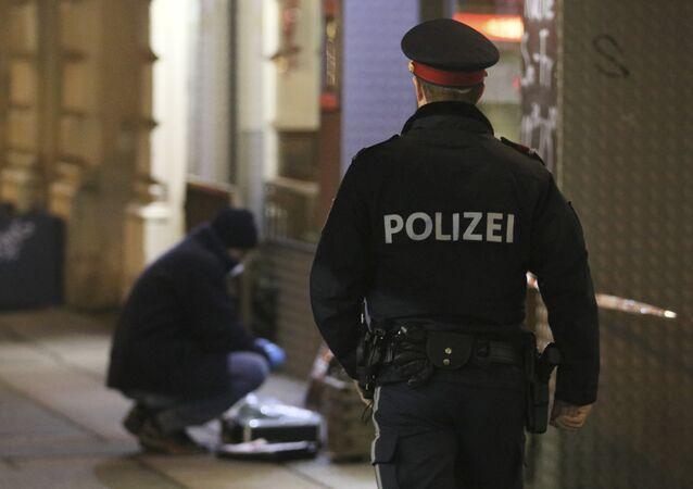 Policía austriaco (archivo)