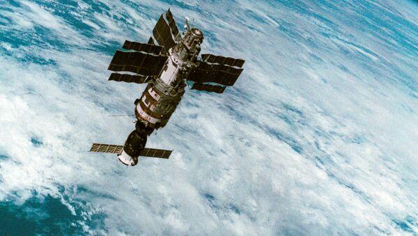 La estación espacial soviética Salyut-7 - Sputnik Mundo