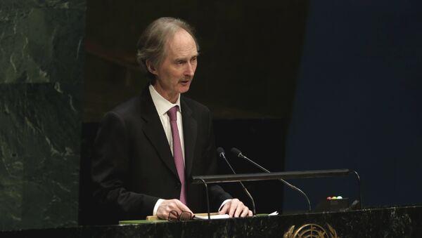 Geir Pedersen, nuevo enviado especial para Siria - Sputnik Mundo