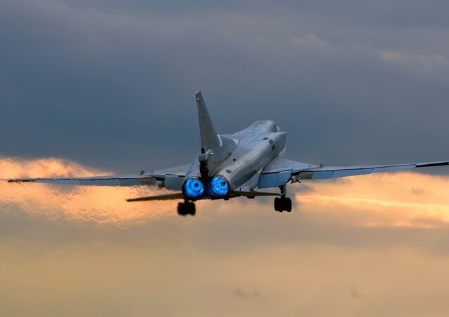 Un Tu-22M3, foto archivo