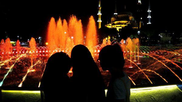 Santa Sofía en Estambul (Turquía) - Sputnik Mundo