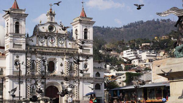 Tegucigalpa, capital de Honduras - Sputnik Mundo