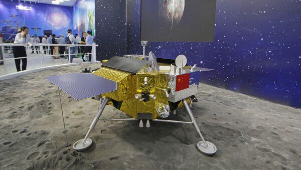 Sonda china Chang'e-4 - Sputnik Mundo