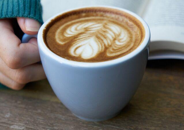 El café, imagen referencial