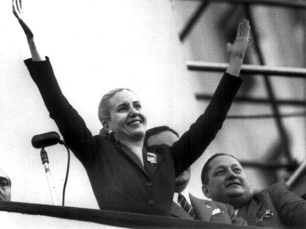 Las primeras damas más influyentes de la historia - Sputnik Mundo