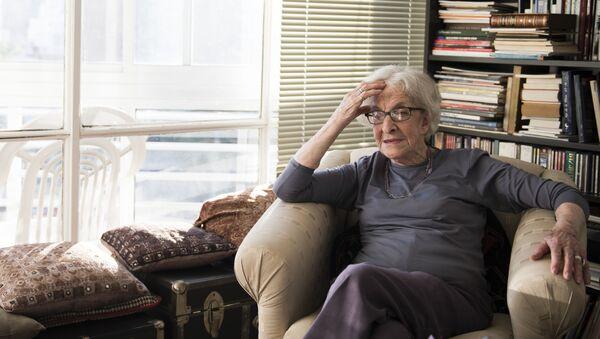 Ida Vitale, poeta uruguaya - Sputnik Mundo