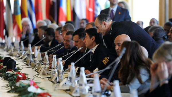 Conferencia internacional sobre Libia en Palermo, Italia - Sputnik Mundo