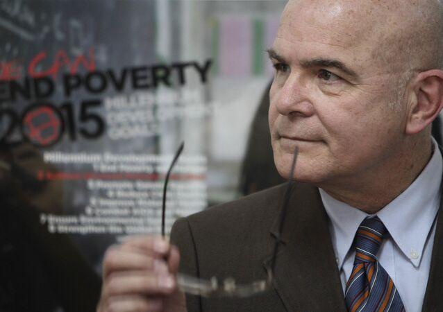 Michel Forst, relator Especial de la ONU