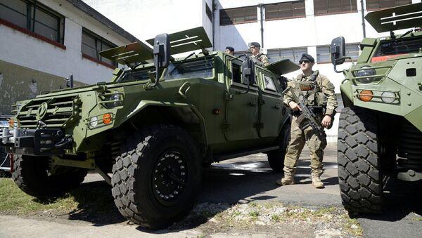 Fuerzas de seguridad argentinas - Sputnik Mundo