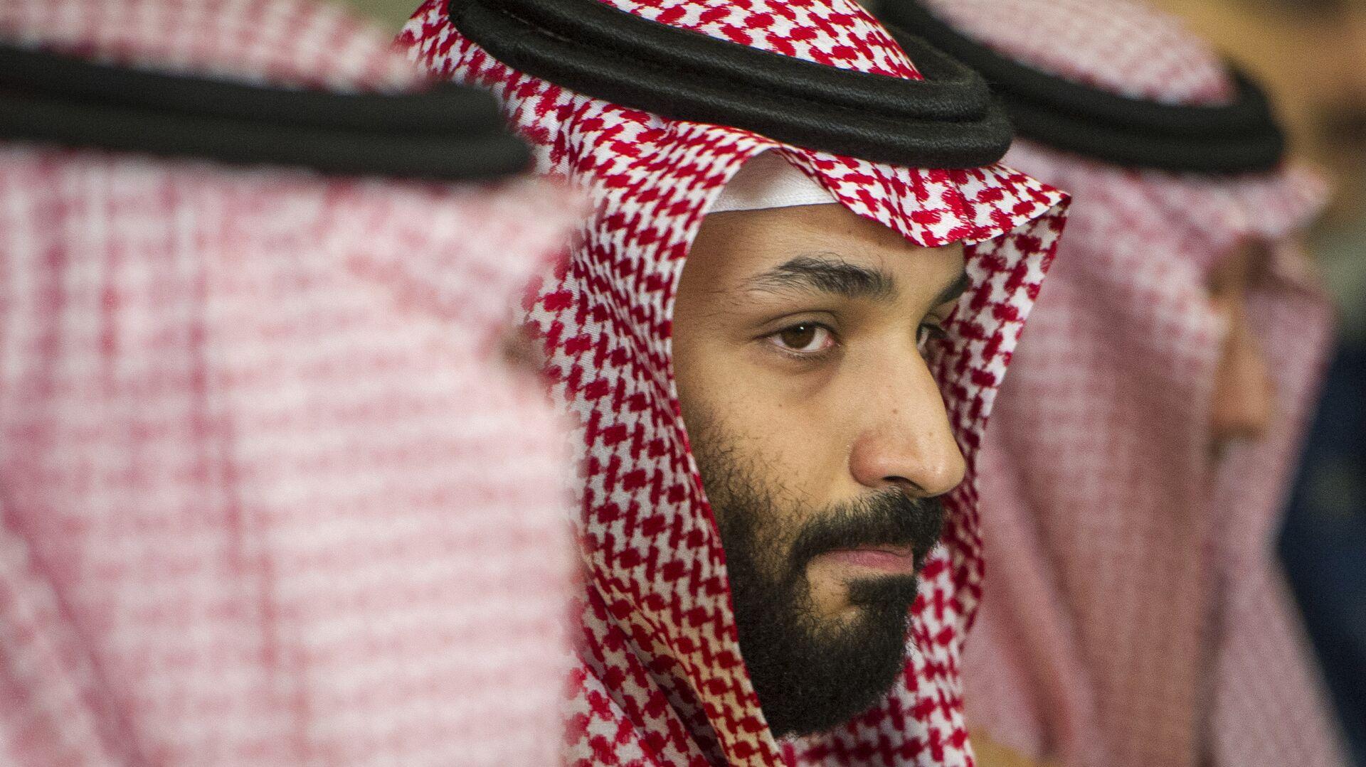 Mohamed bin Salman, príncipe heredero de Arabia Saudí - Sputnik Mundo, 1920, 01.03.2021
