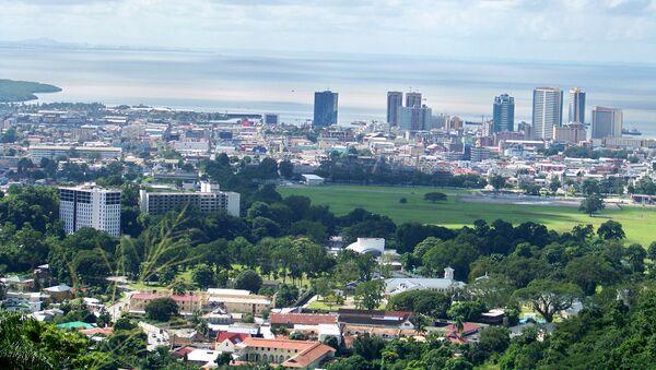 Puerto España, la capital de Trinidad y Tobago - Sputnik Mundo