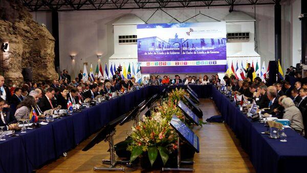 XXVI Cumbre Iberoamericana - Sputnik Mundo