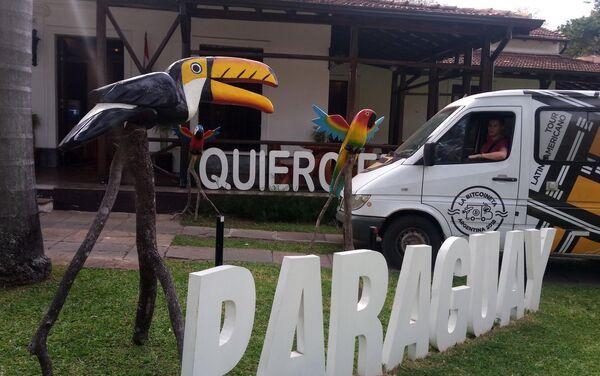 La Bitcoineta en Paraguay - Sputnik Mundo