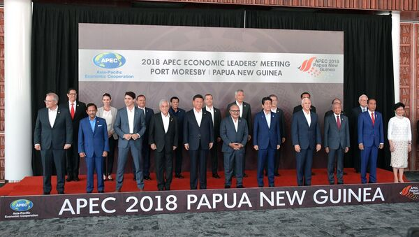 La cumbre de la APEC en Papúa Nueva Guinea - Sputnik Mundo