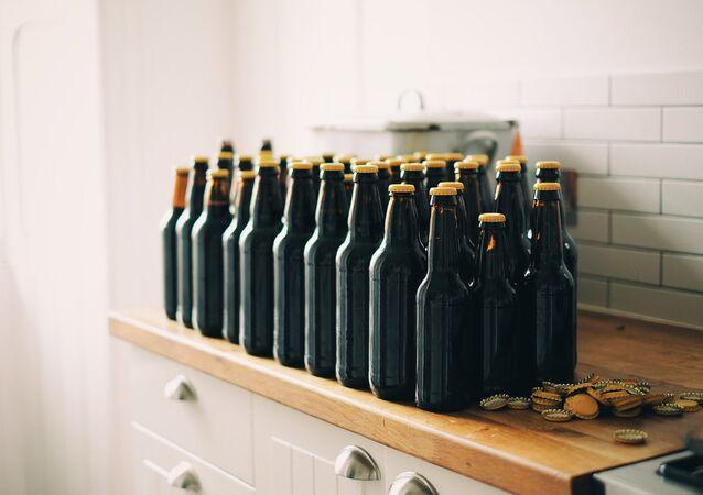 Botellas de cerveza (imagen referencial)