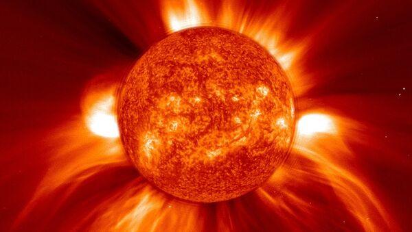 Sol (imagen ilustrativa) - Sputnik Mundo