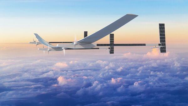 Avión solar Odysseus - Sputnik Mundo