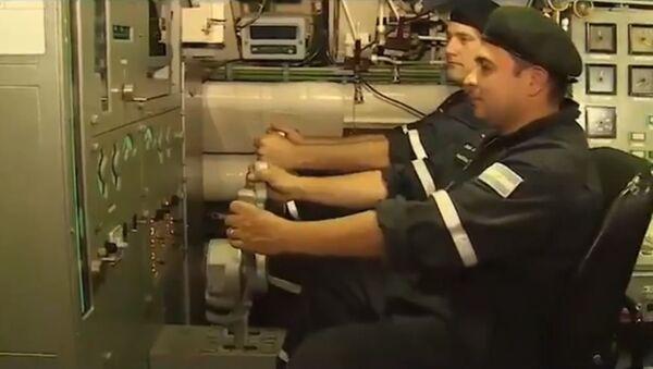 Escenas grabadas a bordo del ARA San Juan - Sputnik Mundo