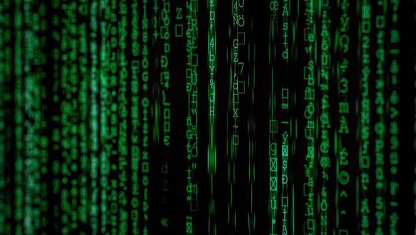 Código digital (imagen referencial) - Sputnik Mundo