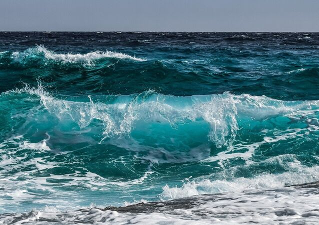 El mar (archivo)