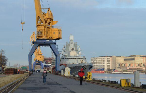Todos los detalles de la nueva fragata Almirante Kasatonov - Sputnik Mundo