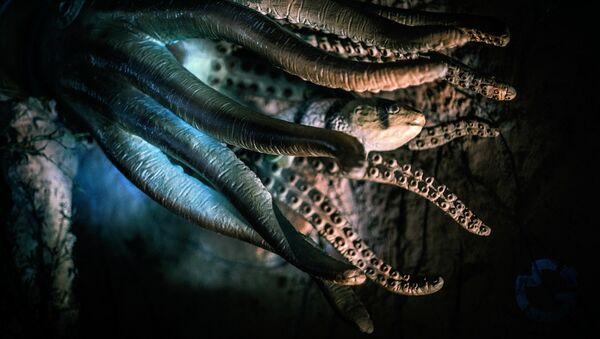 Un monstruo (imagen referencial) - Sputnik Mundo