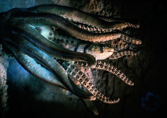 Un monstruo (imagen referencial)