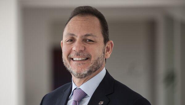 Raúl Gorrín, presidente del canal de televisión Globovisión - Sputnik Mundo